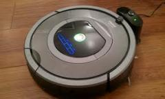 Vacumm cleaner robot 4 in 1 home appliance remote