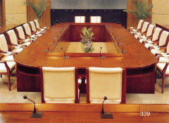 Tables for negotiations