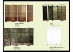 Partitions for cafe