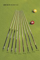 Billiard pool cues