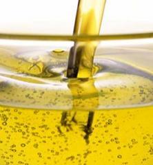 Organisk vegetabilsk olje