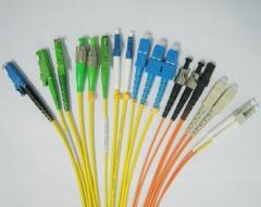 LC/SC/FC/ST fiber optic patch cord