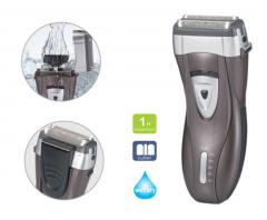 Rechargeable shavers