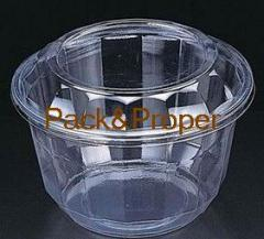 Combination Salad Packaging Container 77-48B/F