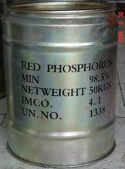 Kırmızı fosfor