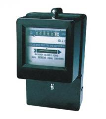 Counters electrical single-phase