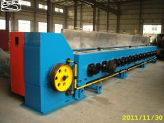 Machines for continuous casting