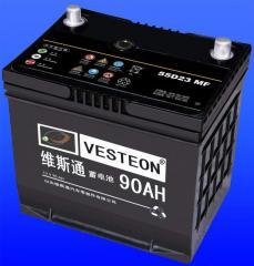 Airtight storage batteries