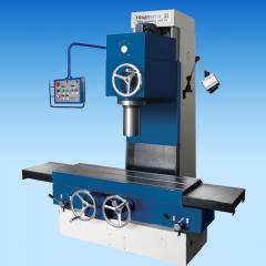 Machine tools revolving