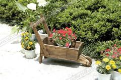 Trivets under flowerpots