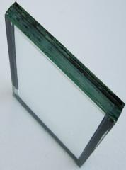 Integrity and Insulation fire resistant glass