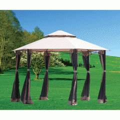 Awnings for gardens