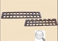 Iron lattices