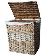 Baskets for linen