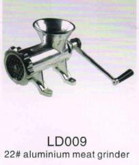 Manual mincing machines