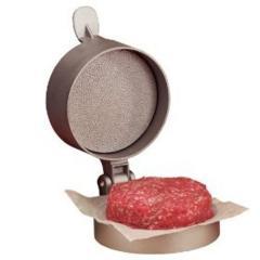 Hamburger presses