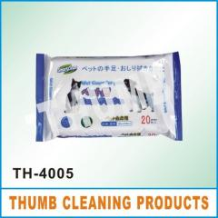 Towels for cleaning animal fur