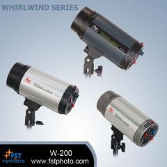 Whirlwind series digital studio flash photography