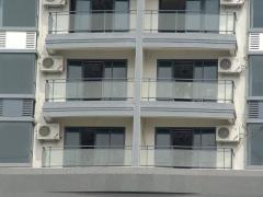 Metallic balusters