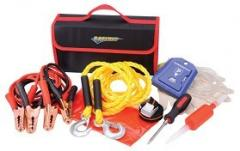 8 pieces car emergency set