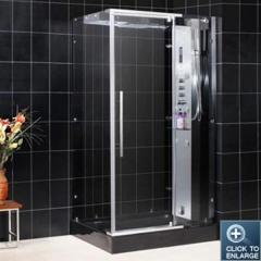 Cabiny steam showers