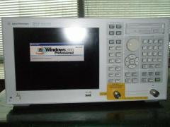 Agilent E5071B Network Analyzer (second hand)
