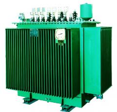 Oil transformers