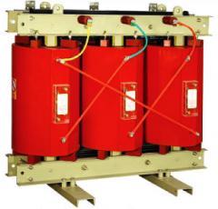 Power dry transformers