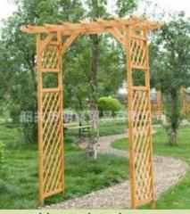 Gardening arches