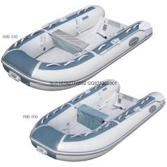 RIB with FRP hull AN310/350LUX