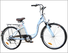 Еlectric bicycle model 310