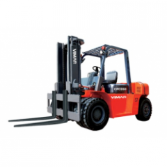 Forklift Truck With Japanese Diesel Engine