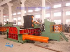 Hydraulic scrap metal press baler Y81-1600