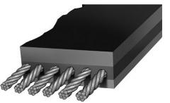 普通用途钢丝绳芯输送带