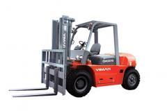 7.0 MT diesel forklift truck