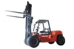 8.0 MT diesel forklift truck
