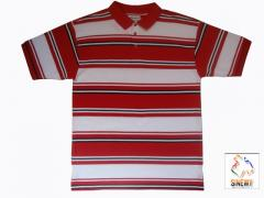 Mens Yarn Dyed Polo Shirt