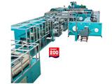 Equipo para producción de pañales y toallas