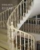 Stair Multiple Metal Balustrade Handrail