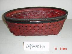Basket and container