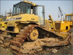 Used D6H bulldozer