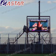P10体育场全彩LED显示屏