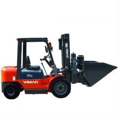 Scoop Forklift Truck