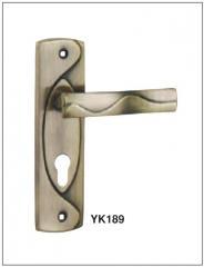 Forged door handles