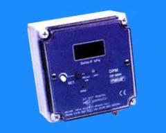 Digital differential pressure controller
