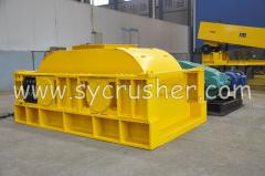 Machines for felling of concrete blocks