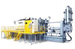 DM重型冷室机系列压铸机