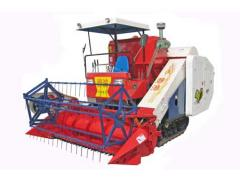 4L-0.6型稻麦联合收割机