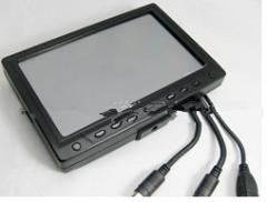深圳百视悦电子7寸触摸显示器 显微镜专用液晶显示器
