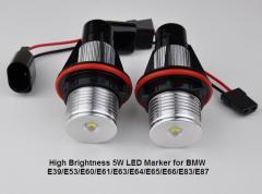 5W LED Marker E39 Angel eyes